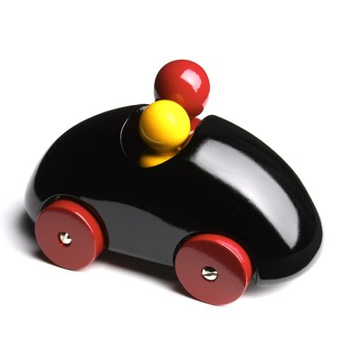 Playsam Streamliner Rally Car in Black
