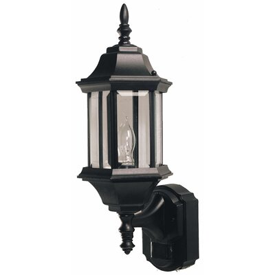 Heath Zenith Country Cottage Motion Activated Decorative Lantern Reviews Wayfair