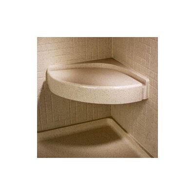 Swanstone Corner Shower Seat