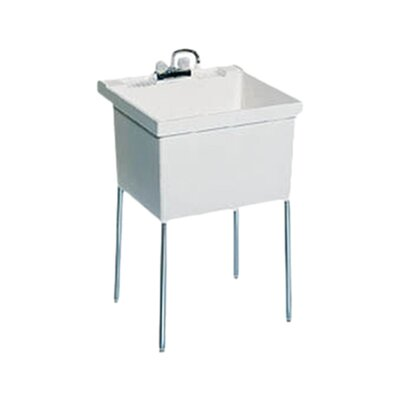 Stone Utility Sink : Swanstone Wayfair