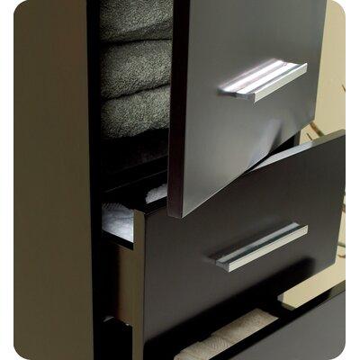 "Fresca 15.75"" x 68"" Bathroom Linen Cabinet"
