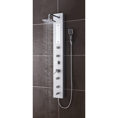Fresca Salerna Shower Panel