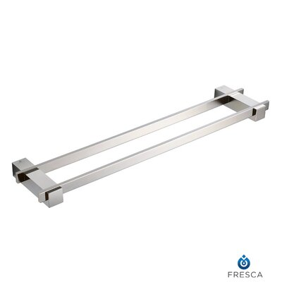 Fresca Ellite Double Towel Bar