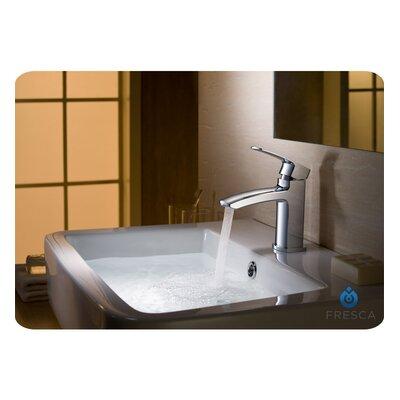 Fresca Fiora Single Handle Deck Mount Vanity Faucet