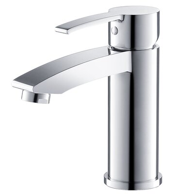Livenza Single Handle Deck Mount Vanity Faucet - FFT3111CH