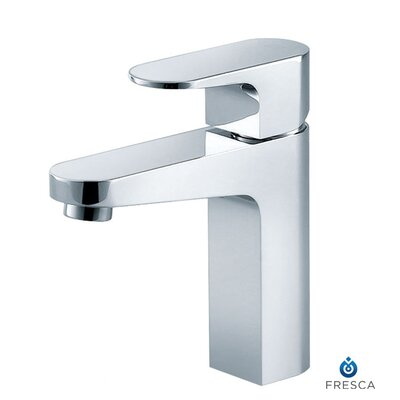 Fresca Platinum Velino Single Handle Deck Mount Vanity Faucet