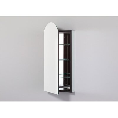 PL Series Arch Mirrored Cabinet