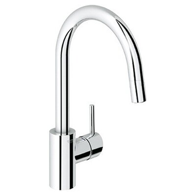 <strong>Grohe</strong> Concetto Pull-Down Dual Spray Kitchen Faucet