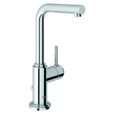 Grohe Atrio Single Hole Bathroom Faucet with Single Handle