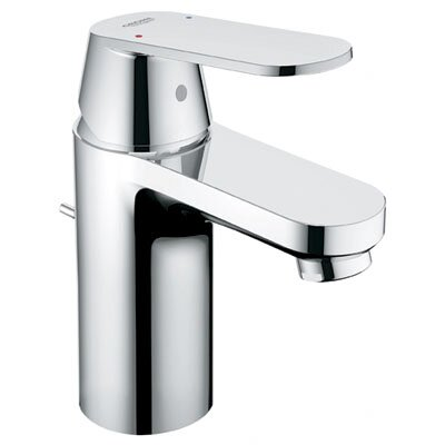 Eurosmart Single Hole Bathroom Faucet with Single Lever Handle - 32877000