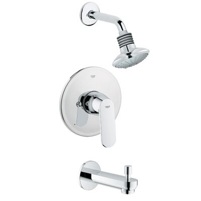 Grohe Eurosmart Cosmo Diverter Tub and Shower Faucet