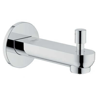 Grohe BauLoop Wall Mount Diverter Tub Spout