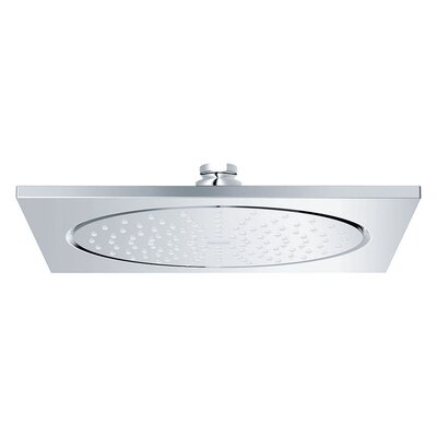 "Grohe Rainshower F-Series 10"" Shower Head"