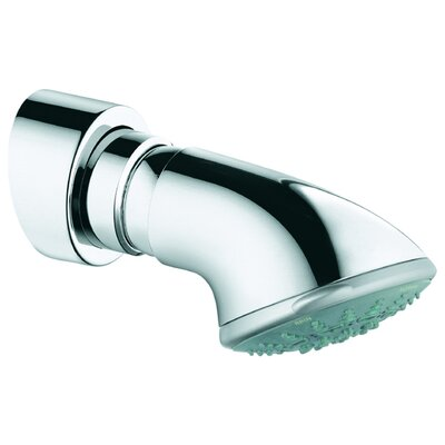 Grohe Movario Five Spray Shower Head with Integrated Shower Arm