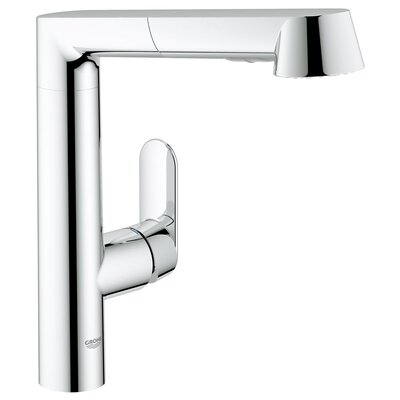 Grohe K7 Main Single Handle Conterset Pull-Out Kitchen Faucet