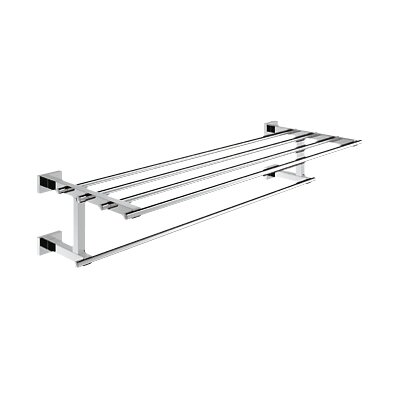 "Grohe Essentials Cube 24"" Multi-Towel Rack"
