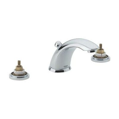 Talia Widespread Bathroom Faucet with Double Lever And Cross Handles - 20892