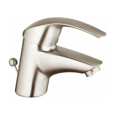 Grohe Eurosmart Single Hole Bathroom Sink Faucet with Single Handle