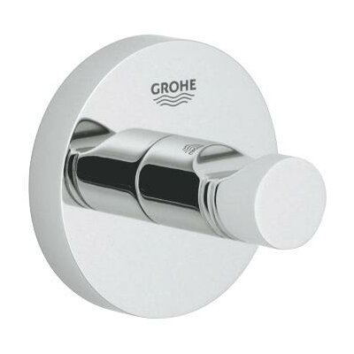 "Grohe Essentials 3"" Wall Mounted Robe Hook"