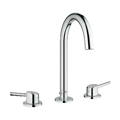 Grohe Concetto Double Handle Widespread Bathroom Faucet