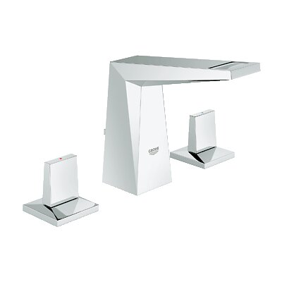 Grohe Allure Brilliant Double Handle Widespread Bathroom Faucet