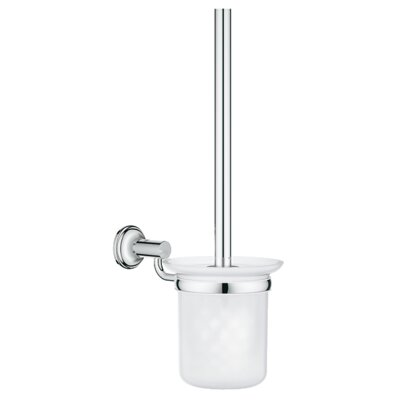Grohe Essentials Toilet Brush Set