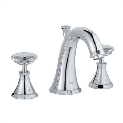 Grohe Kensington Widespread Bathroom Faucet with Double Pump Handles