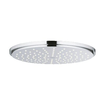Grohe Rainshower Modern Shower Head with Watercare