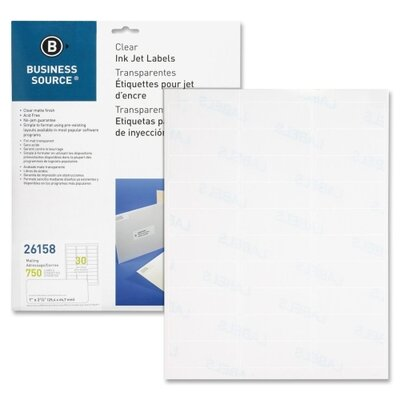 Business Source Premium Mailing Label (Pack of 750)