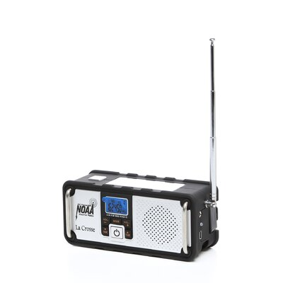 La Crosse Technology AM/FM Severe Weather Alert Radio