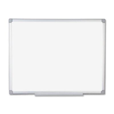 Bi-silque Visual Communication Product, Inc. Mastervision Earth 3' x 4' Whiteboard