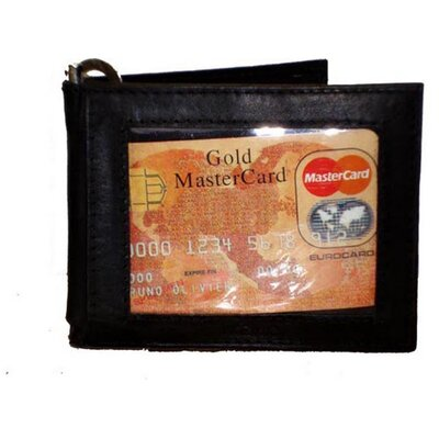 Kozmic Leather 4&quot; Money Clip Wallet