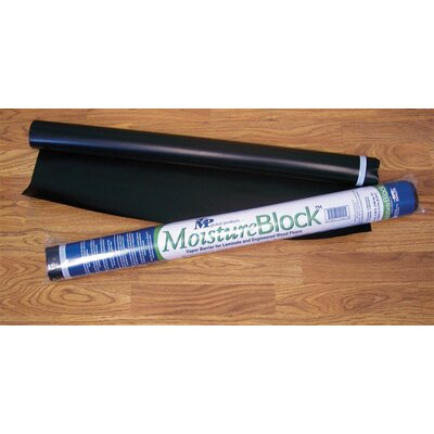 MP Global Products Moisture Block Self Sealing Underlayment Film