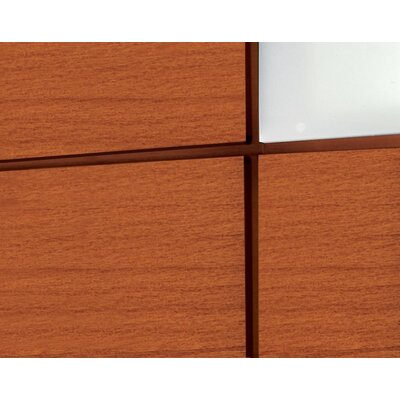 YumanMod Wynd 6 Drawer Double Dresser with Mirror