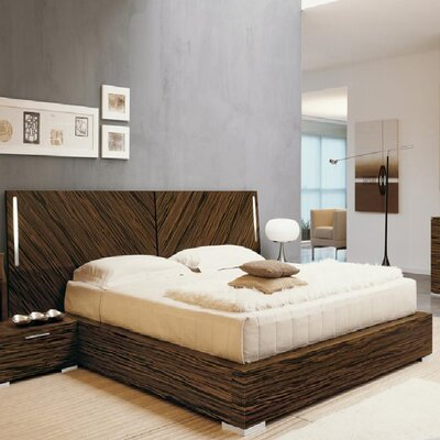 YumanMod Webb Platform Bedroom Collection