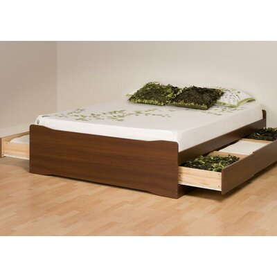 Prepac Coal Harbor Mate's Storage Platform Bed