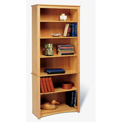 "Prepac 77"" H Sonoma Six Shelf Bookcase"