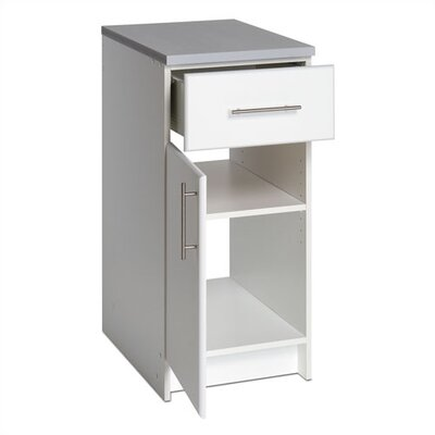 Prepac Elite Garage/Laundry Room Base Drawer with Door