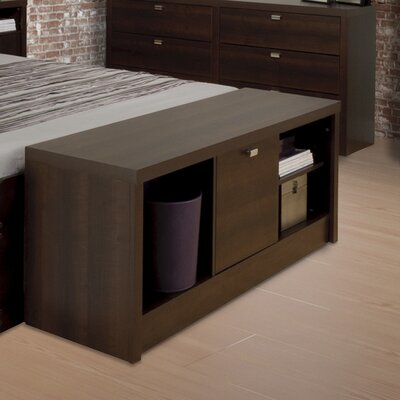 Prepac Bedroom Cubbie Storage Bench