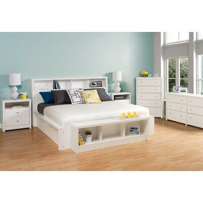 Prepac Calla Headboard Bedroom Collection