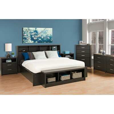 Prepac District Headboard Bedroom Collection