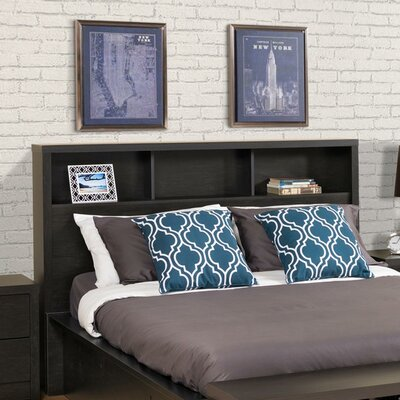 District Bookcase Headboard