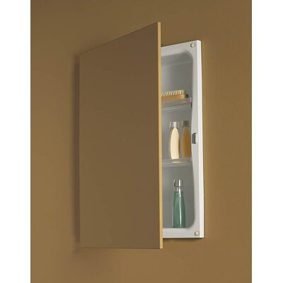 Basic Single Recessed Cabinet