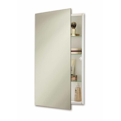 "Broan Nutone Single-Door 26"" x 15"" Recessed Medicine Cabinet"