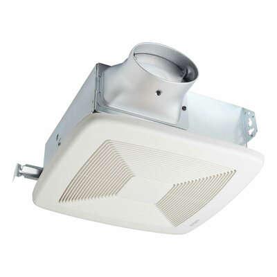 Broan Nutone LoProfile 80 CFM Energy Star Bathroom Fan