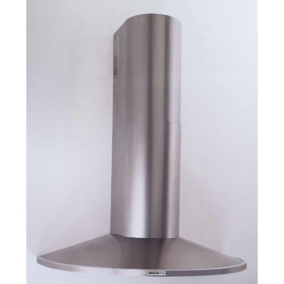 370 CFM Internal Blower Chimney Hood