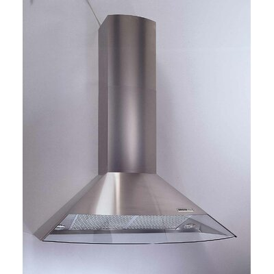 450 CFM Internal Blower Chimney Hood
