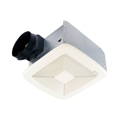 Ultra Silent 110 CFM Energy Star Quietest Bathroom Exhaust Fan