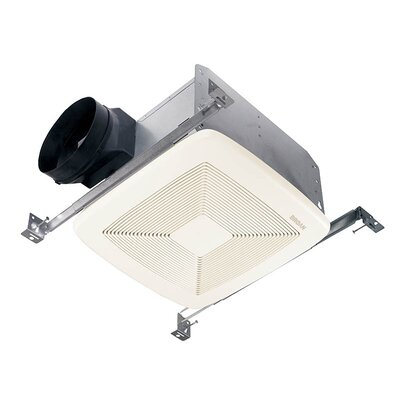 Broan Nutone Ultra Silent 110 CFM Energy Star Quietest Bathroom Exhaust Fan