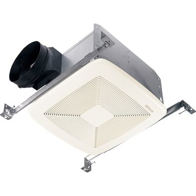 Broan Nutone Ultra Silent 80 CFM Energy Star Quietest Bathroom Exhaust Fan